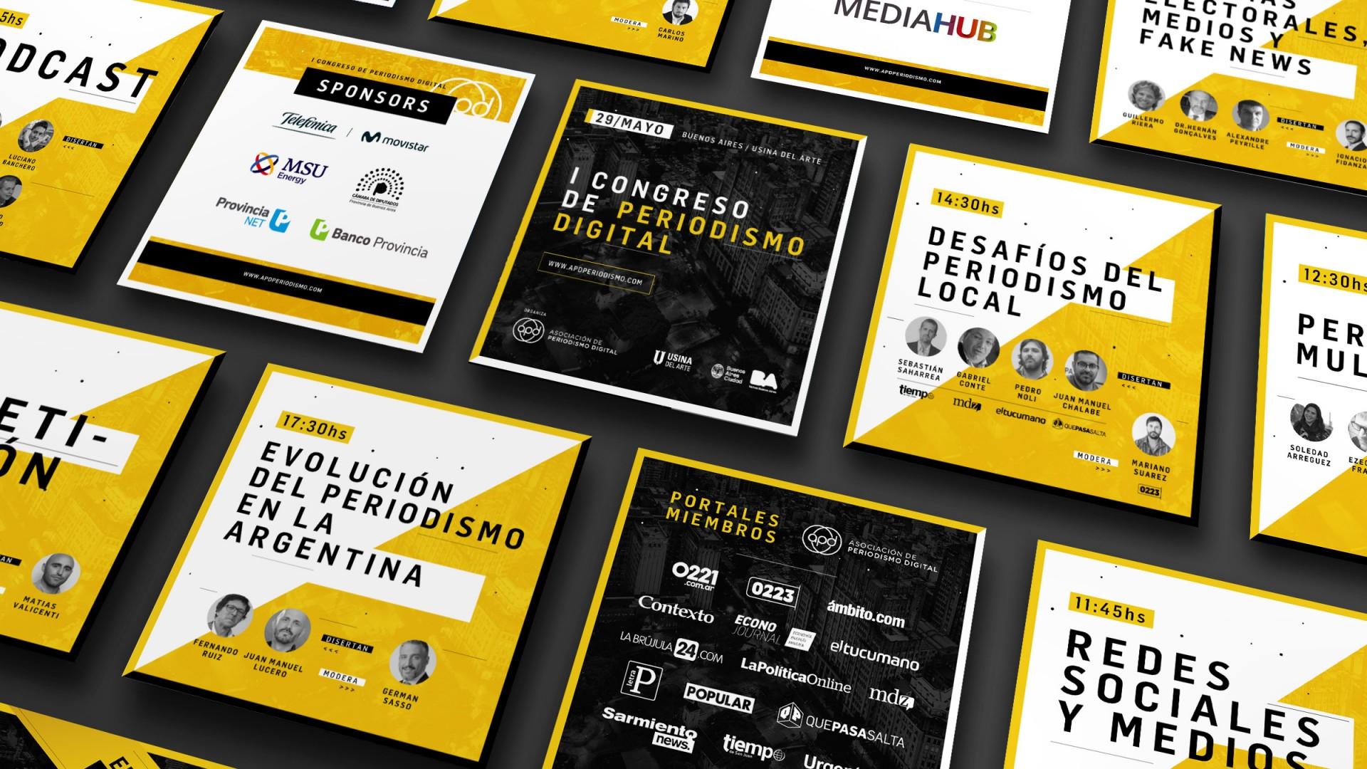 Primer Congreso de Periodismo Digital